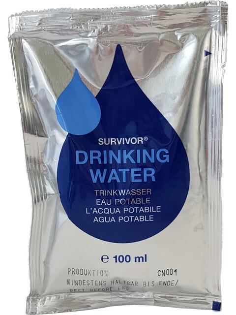 Trek'n Eat Survivor Drinking Water Bags 5 x 100ml
